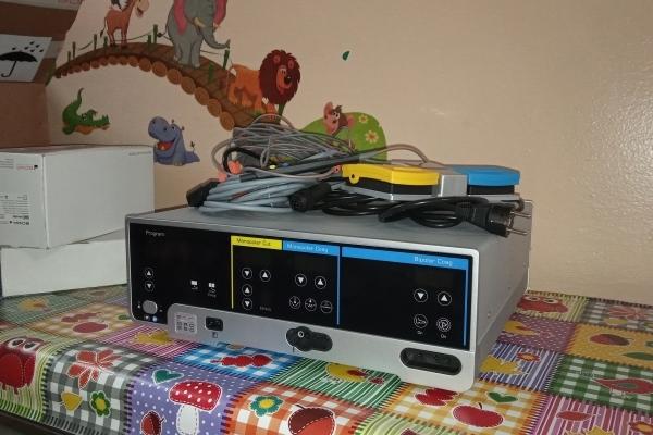 Рівненській обласній дитячій лікарні благодійники подарували діатермокоагулятор ARC 250