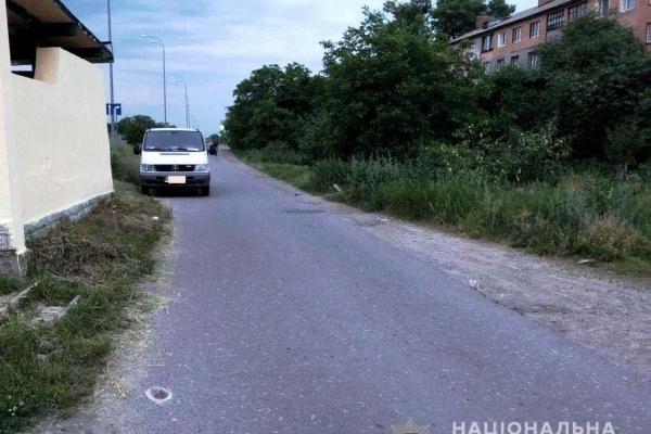 ДТП: у Білій Криниці Рівненського району під колеса потрапила 6-річна дитина