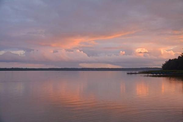 Унікальне гліцеринове озеро на Рівненщині має цілющі властивості (Фото)