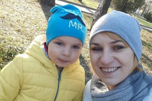 Допоможімо разом зберегти життя молодій мамі з Острожчини