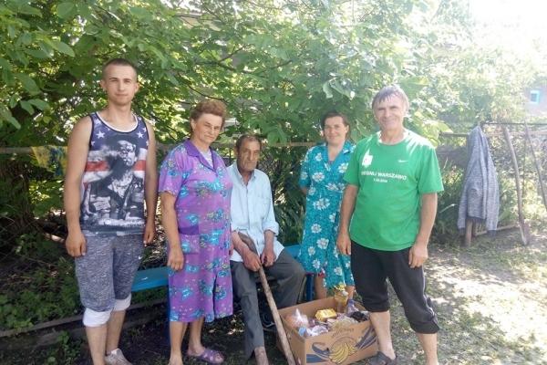 У Бугринській ОТГ стартував соціальний проект «Не залишаймося байдужими сьогодні» (Фото)
