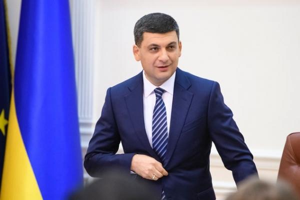 22,7% українців хочуть побачити у новій Верховній Раді Прем'єр-міністра України Володимира Гройсмана