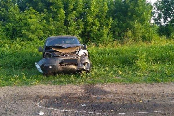 Дві пасажирки травмувались в автопригоді у Рівненському районі