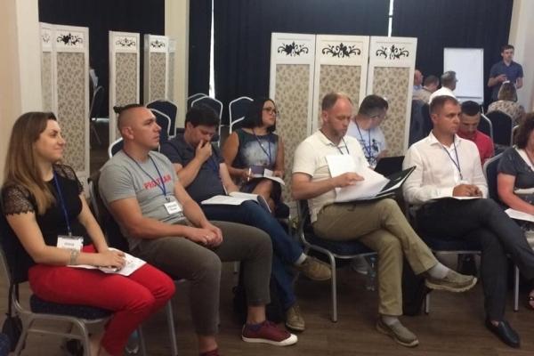 Рівняни вчаться партнерству заради сталого розвитку у Львові з урядом Швеції