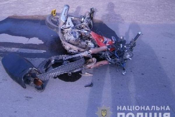 За одну минулу добу на Рівненщині загинули два мотоциклісти, один — травмувався