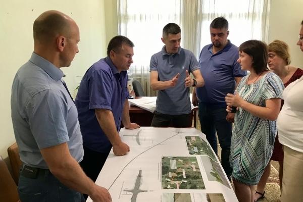 Олександрійська ОТГ підтримала будівництво дороги в обхід Рівного (Фото)