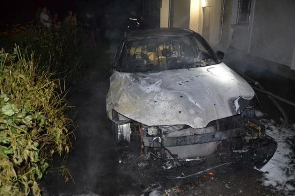Рівнянина судитимуть за підпал автомобіля еск-голови облради Михайла Кириллова