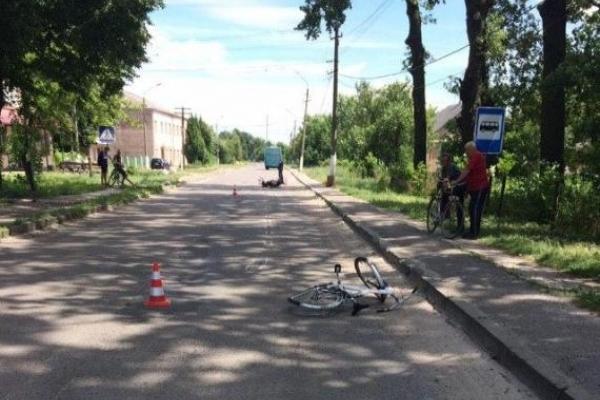 Малолітній велосипедист постраждав учора в ДТП у Клевані