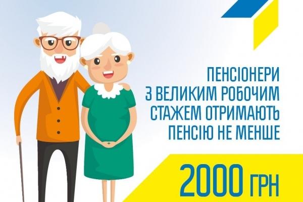 ВУкраїні зросла мінімальна пенсія!