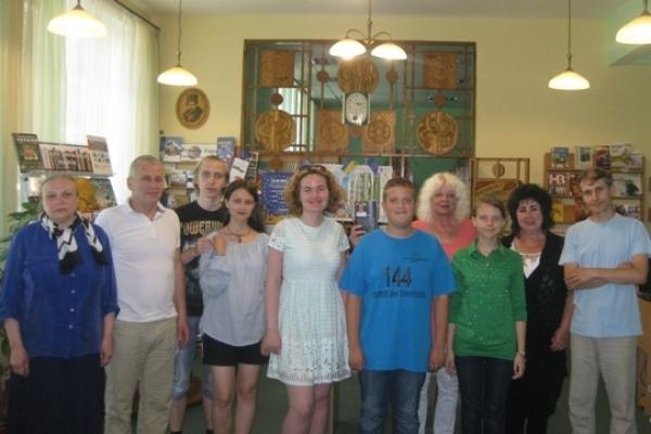 У Рівному презентував першу поетичну збірку Назарій Очеретович