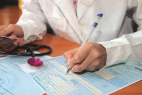 Щоб отримати посвідчення водія, житель Вараша підробив медичну довідку