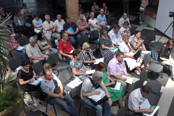 Форум «Ефективний будинок: від створення ОСББ до термодернізації» провели у Рівному (Відео)
