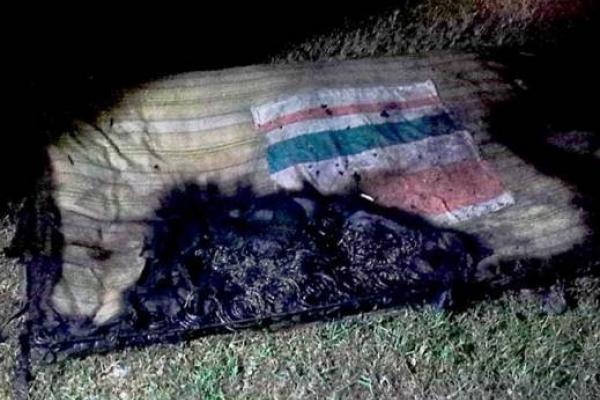 В Сарненському районі внаслідок пожежі загинув 47-річний чоловік