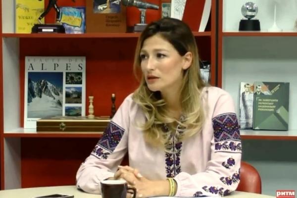 Російський інформаційний простір працює на розкол України, - перша заступниця міністра МІП Еміне Джапарова на Рівненщині (Відео)