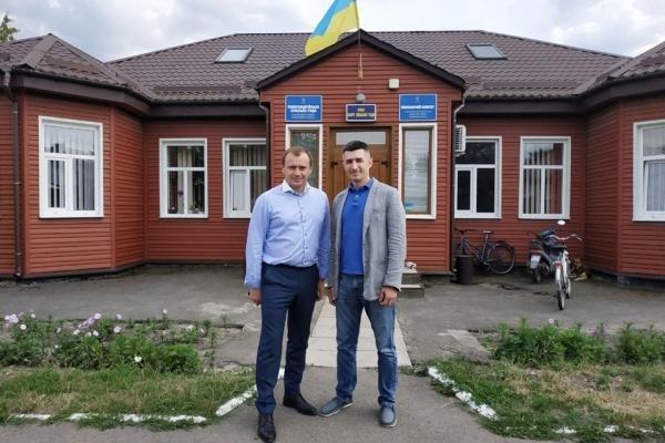 Рівненщину відвідав президент асоціації «Український клуб аграрного бізнесу» Алекс Ліссітса (Відео)