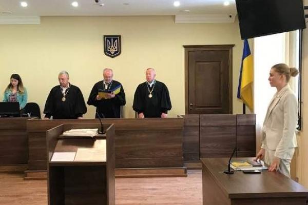 Винуватець смертельної аварії іспитовим строком не обійдеться - Рівненський апеляційний суд