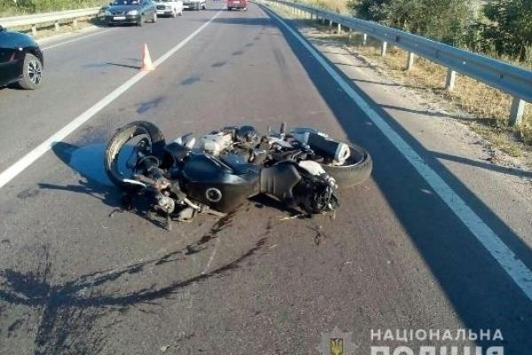 Вчора ввечері на околиці Здолбунова загинув мотоцикліст