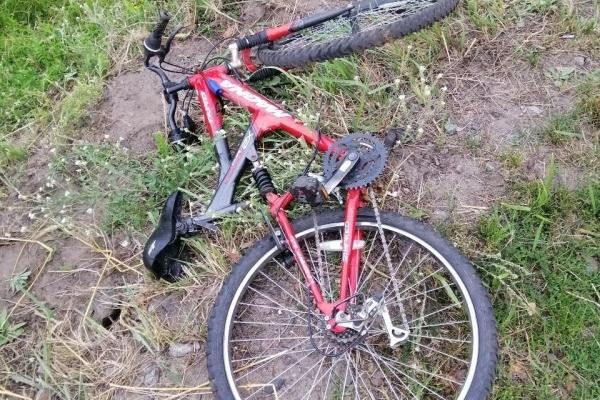Під колеса авто на Березнівщині потрапив малолітній велосипедист (Фото)