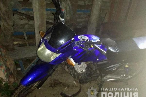 У Зарічненському районі травмувався мотоцикліст