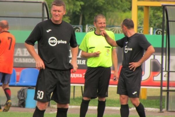 З рахунком 3:0 млинівський «Автоплюс» виграв матч у костопільського «Горизонту»