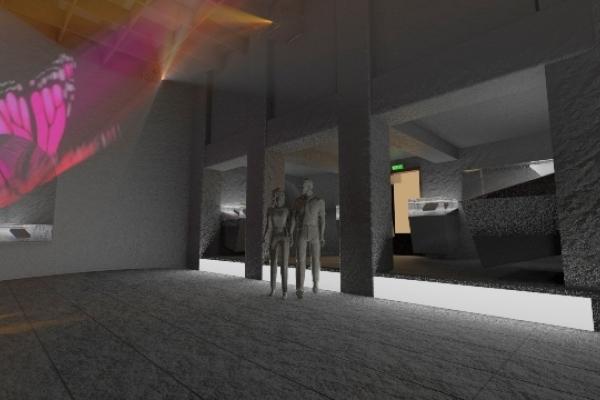 Острожани презентували Інтерактивний музей стародруків
