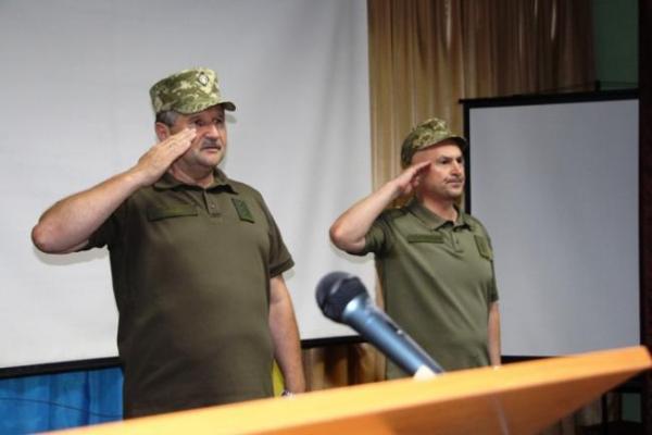 Новим керівником Рівненського військового госпіталю став Тимофій Кульчинський