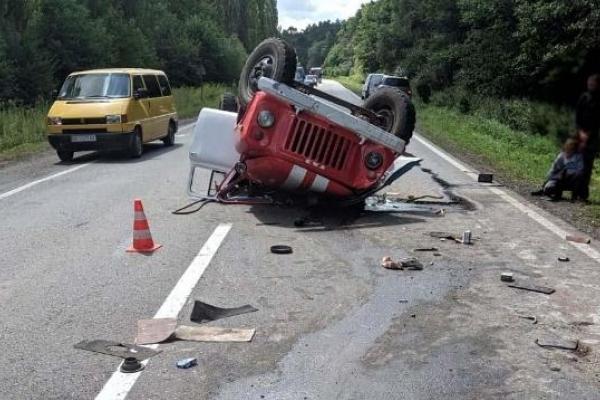 Смертельне ДТП на Дубенщині: загинув 18-річний водій автомобіля «ГАЗ»