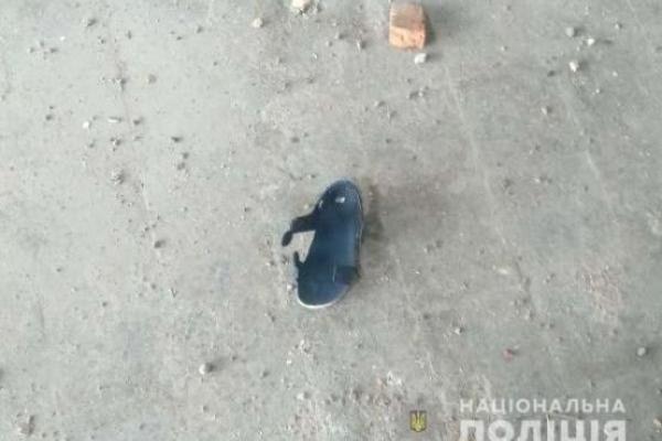 У Рівному з висоти впав дев'ятирічний хлопчик (ФОТО, ВІДЕО)