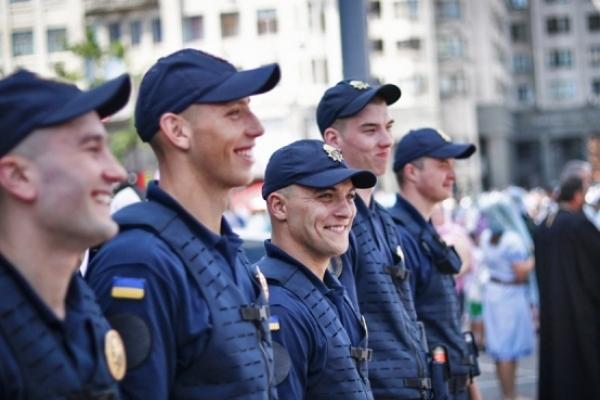 З 1 серпня 2019 року нацгвардійці забезпечують громадський порядок самостійними пішими патрулями