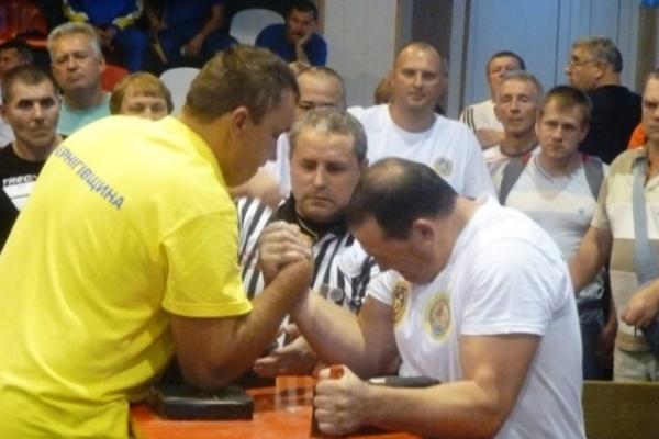 У Рівному відбулися відбірні регіональні змагання VІІ-ї Всеукраїнської спартакіади «Сила духу»