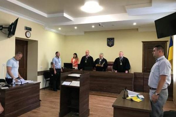 У Рівному апеляційний суд визначив чотирьом підозрюваним заставу в сумі 576 300 гривень кожному