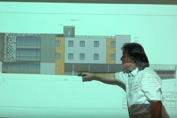 У Рівному знову суперечка щодо реконструкції ринку на мікрорайоні Боярка (Відео)