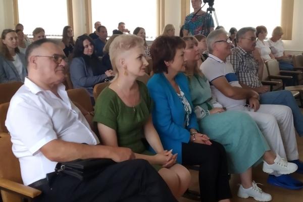 У Рівному арт-семінар «Куст» проводять досвідчені письменники (Відео)