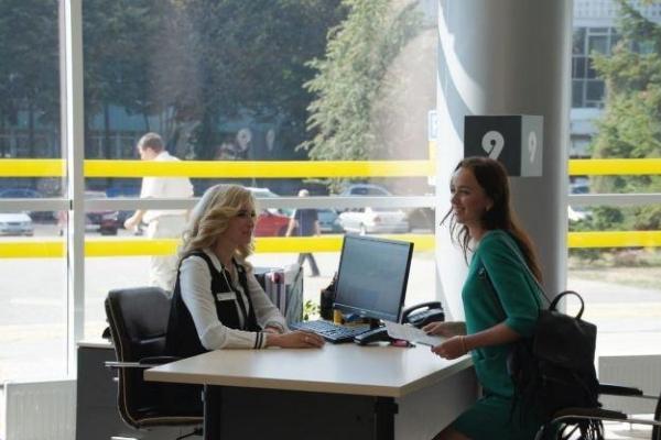 З початку року ЦНАПи Рівненщини надали понад 300 тисяч послуг