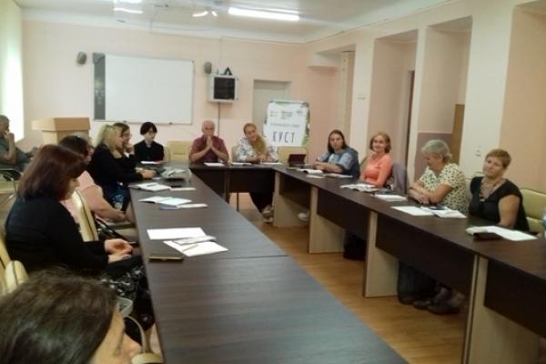 Яким був всеукраїнський арт-семінар «Куст» у Рівному