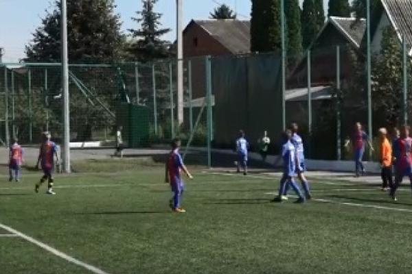 До Дня Незалежності у Смизькій ОТГ провели футбольний турнір (Відео)