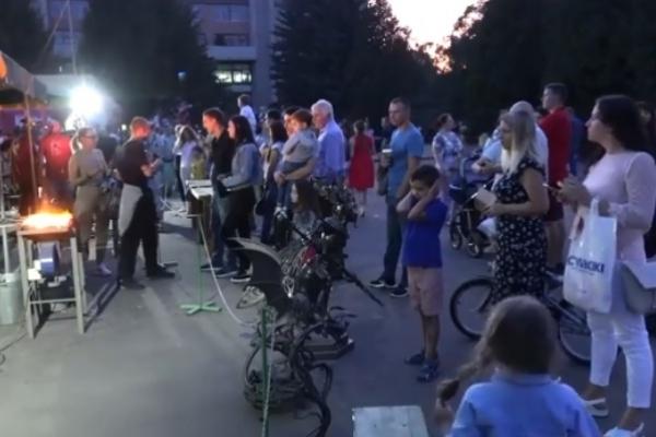 У Рівному відбувся фестиваль «Металеве серце України» (Відео)