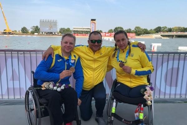 Рівненські спортсмени взяли участь у чемпіонаті світу з параканое