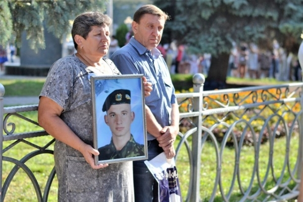 На Рівненщині вшанували пам'ять Героїв, які захищали Україну