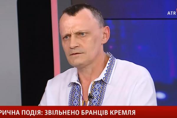 Політв'язень з Рівненщини Микола Карп'юк розповів про тортури в Кремлі (Відео)