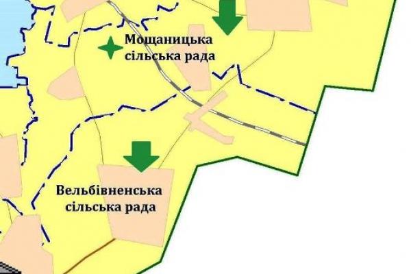 На Рівненщині створено 46-ту ОТГ