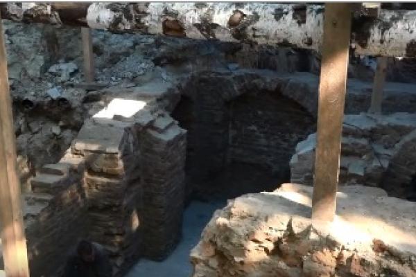 Таємничі підземелля Рівного можуть стати популярним туристичним об'єктом (Відео)