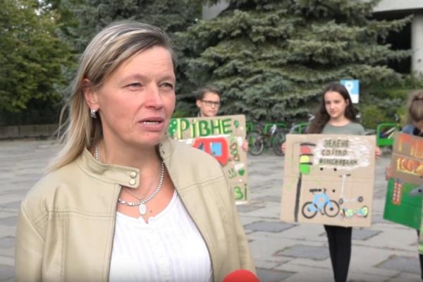 Рівняни візьмуть участь у кліматичному марші в Києві (Відео)