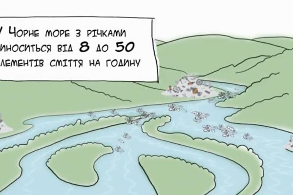 Школярів та студентів Рівненщини запрошують долучитися до Міжнародного дня чистих берегів (Відео)