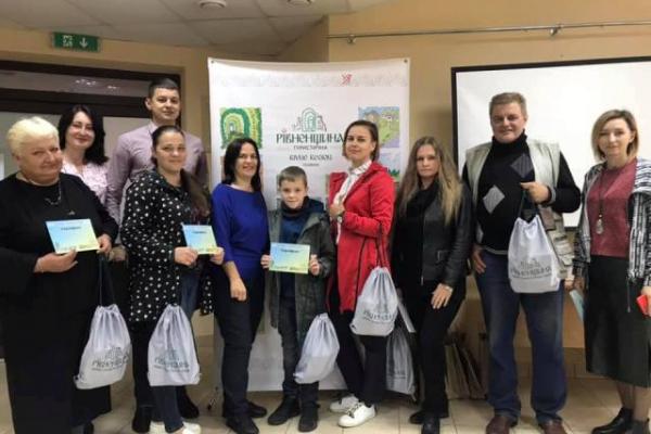 До Дня туризму нагородили найактивніших мандрівників Рівненщини