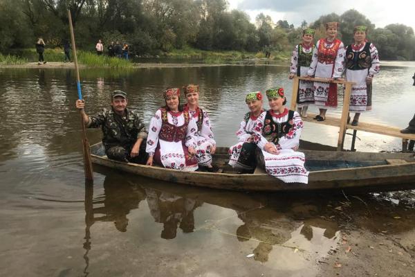 У Соснівській громаді провели фестиваль поліської кухні «День гарячого казана» (Фото)