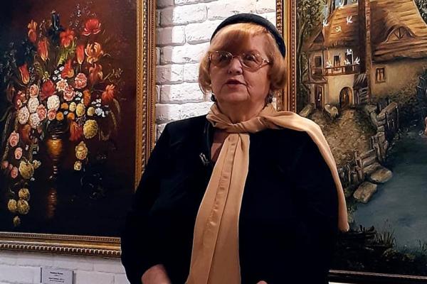 Рівнянам презентували виставку Людмили Музики (Фото)