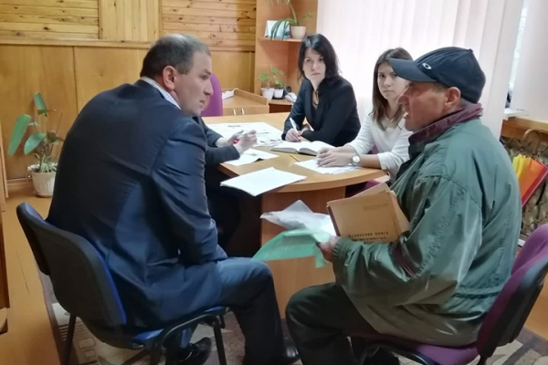 Мешканцям Володимиреччини надали правову допомогу