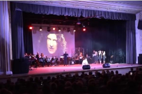 У Рівному відбувся вечір пам'яті Андрія Кузьменка (Відео)