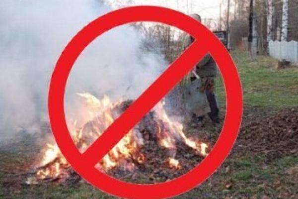 Рівненщина: чоловік палив гілля й ледь не згорів